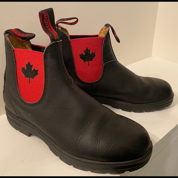 Blundstone Shoes - Blundstones Canada Boot Eh !